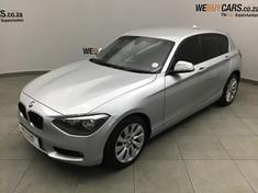 2014 BMW 1 Series 118i 5dr (f20)  Gauteng