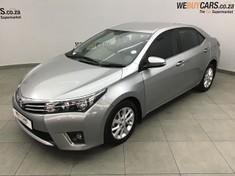 2014 Toyota Corolla 1.8 High CVT Gauteng