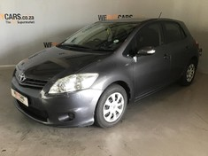 2011 Toyota Auris 1.3  X  Kwazulu Natal