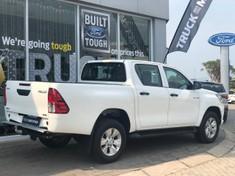 2018 Toyota Hilux 2.4 GD-6 SRX 4x4 Double Cab Bakkie Mpumalanga Nelspruit_3