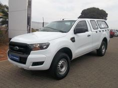 2017 Ford Ranger 2.2TDCi XL Auto Single Cab Bakkie Gauteng