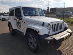 2020 Jeep Wrangler Sahara 3.6l V6 A/t 2dr  Gauteng