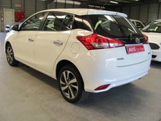 2018 Toyota Yaris 1.5 Xs 5-Door Western Cape Blackheath_3