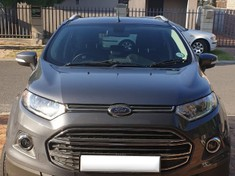 2018 Ford EcoSport 1.5TDCi Titanium Western Cape