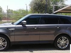 2015 Land Rover Range Rover Sport 3.0 SDV6 HSE Gauteng