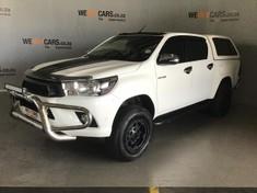 2017 Toyota Hilux 2.8 GD-6 Raider 4x4 Double Cab Bakkie Gauteng