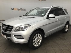 2013 Mercedes-Benz M-Class Ml 350 Be  Gauteng