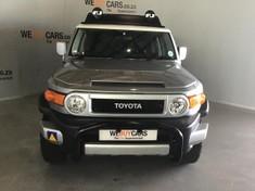 2012 Toyota Land Cruiser Fj 4.0 V6 Cruiser  Gauteng Centurion_3