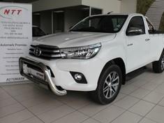 2018 Toyota Hilux 2.8 GD-6 Raider 4x4 Single Cab Bakkie Auto Limpopo