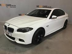 2014 BMW 5 Series 520D Auto Gauteng