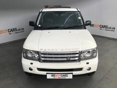 2008 Land Rover Range Rover Sport 4.2 V8 Supercharged Gauteng Johannesburg_3