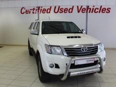 2015 Toyota Hilux 2.5 D-4D SRX R/B LEGEND 45 Double Cab Bakkie Western Cape