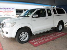 2014 Toyota Hilux 3.0d-4d Raider Xtra Cab P/u S/c  Western Cape