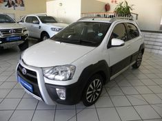 2018 Toyota Etios Cross 1.5 Xs 5Dr Gauteng Springs_0