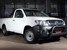 2010 Toyota Hilux 2.0 Vvti P/u S/c  North West Province