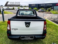 2019 Nissan NP200 1.6  Ac Safety Pack Pu Sc  Kwazulu Natal Umhlanga Rocks_4