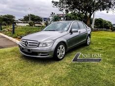 2011 Mercedes-Benz C-Class C180 Cgi Be Classic A/t  Kwazulu Natal