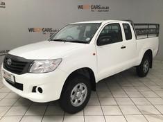 2015 Toyota Hilux 2.5 D-4D R/B SRX P/U XTRA CAB Gauteng