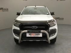 2017 Ford Ranger 3.2TDCi WILDTRAK 4X2 Double Cab Bakkie Gauteng Pretoria_3