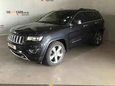 2014 Jeep Grand Cherokee 3.0L V6 CRD O/LAND Kwazulu Natal