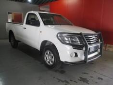 2013 Toyota Hilux 2.5 D-4d Srx 4x4 P/u S/c  Gauteng