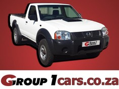 2010 Nissan NP300 Hardbody 2.5 TDI LWB 4x4 (k06/k34) Bakkie Single cab Eastern Cape
