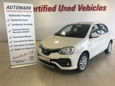 2017 Toyota Etios 1.5 Xs 5dr  Western Cape Kuils River_0