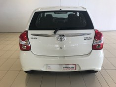 2017 Toyota Etios 1.5 Xs 5dr  Western Cape Kuils River_1