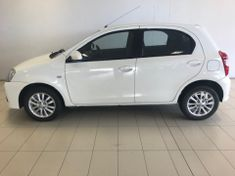 2017 Toyota Etios 1.5 Xs 5dr  Western Cape Kuils River_4