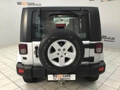 2010 Jeep Wrangler 2.8 Crd Sahara 2dr At  Gauteng Centurion_1