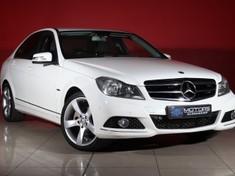 2012 Mercedes-Benz C-Class C200 Be Avantgarde A/t  North West Province