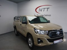 2019 Toyota Hilux 2.4 GD-6 RB SRX A/T P/U E/CAB Mpumalanga