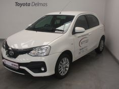 2019 Toyota Etios 1.5 Xs 5dr  Mpumalanga Delmas_2