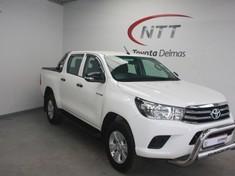 2017 Toyota Hilux 2.4 GD-6 RB SRX Double Cab Bakkie Mpumalanga