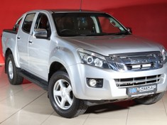 2015 Isuzu KB Series 300 D-TEQ LX Double cab Bakkie North West Province Klerksdorp_2