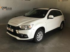 2017 Mitsubishi ASX 2.0 GL CVT Gauteng