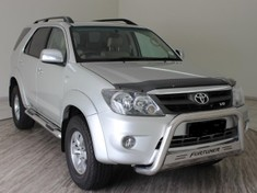 2007 Toyota Fortuner 4.0 V6 Raised Body  Gauteng Boksburg_0