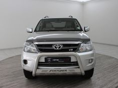 2007 Toyota Fortuner 4.0 V6 Raised Body  Gauteng Boksburg_4