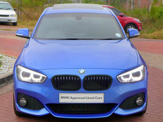 2018 BMW 1 Series 120i Edition M Sport Shadow 5-Door Auto F20 Kwazulu Natal Durban_2