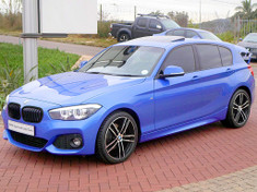 2018 BMW 1 Series 120i Edition M Sport Shadow 5-Door Auto F20 Kwazulu Natal Durban_3