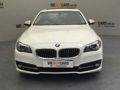 2016 BMW 5 Series 520i Auto Luxury Line Gauteng Pretoria_3