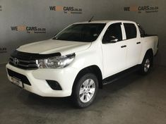 2017 Toyota Hilux 2.7 VVTi RB SRX Double Cab Bakkie Kwazulu Natal