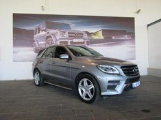 2015 Mercedes-Benz M-Class Ml 250 Bluetec  Gauteng