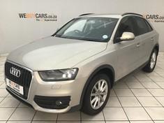 2013 Audi Q3 2.0 Tdi (103kw)  Gauteng