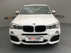 2018 BMW X4 xDRIVE20d M Sport Gauteng Pretoria_3