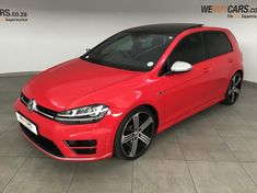 2014 Volkswagen Golf GOLF VII 2.0 TSI R DSG Gauteng