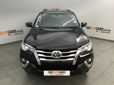 2016 Toyota Fortuner 2.7VVTi RB Auto Gauteng Johannesburg_3