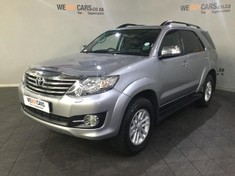 2015 Toyota Fortuner 4.0 V6 A/t 4x4  Western Cape