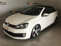 2015 Volkswagen Golf VI GTI 2.0 TSI DSG Cabrio Kwazulu Natal