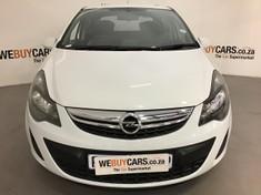 2014 Opel Corsa 1.4 Essentia 5dr  Eastern Cape Port Elizabeth_3